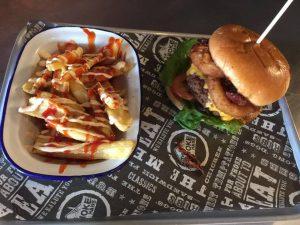 barbeque-restaurant-burger