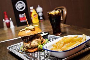birmingham freshers burger deal