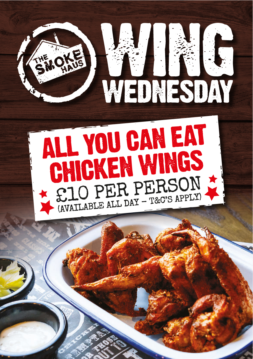 Wing Wednesday Offer