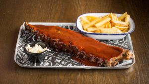 The Smokehaus Baby Back Ribs