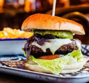 Smokehaus Dirty Sanchez Burger