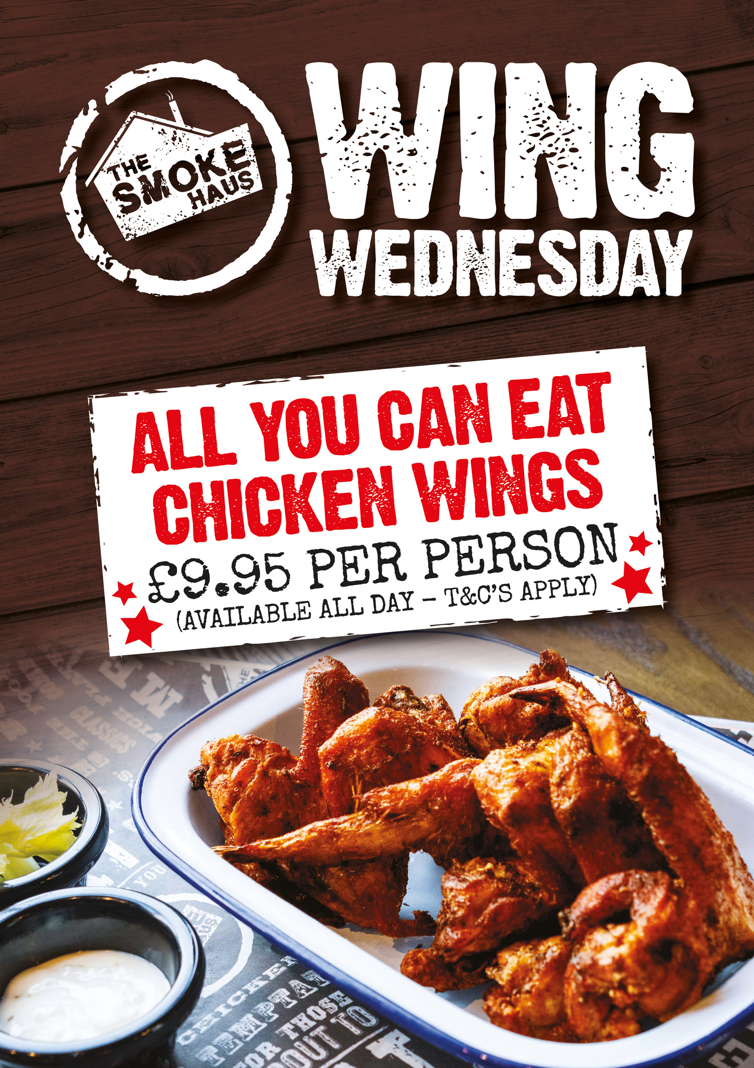 Wing Wednesday